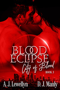City of Blood: Blood Eclipse 3