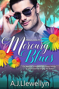 Mercury Blues: Mercury Jones Book #1