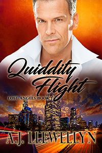Quiddity Flight: Lost Angeles series book 1
