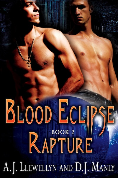 Blood Eclipse 2 Cover