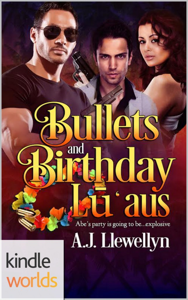 bullets and birthday luaus KINDLE
