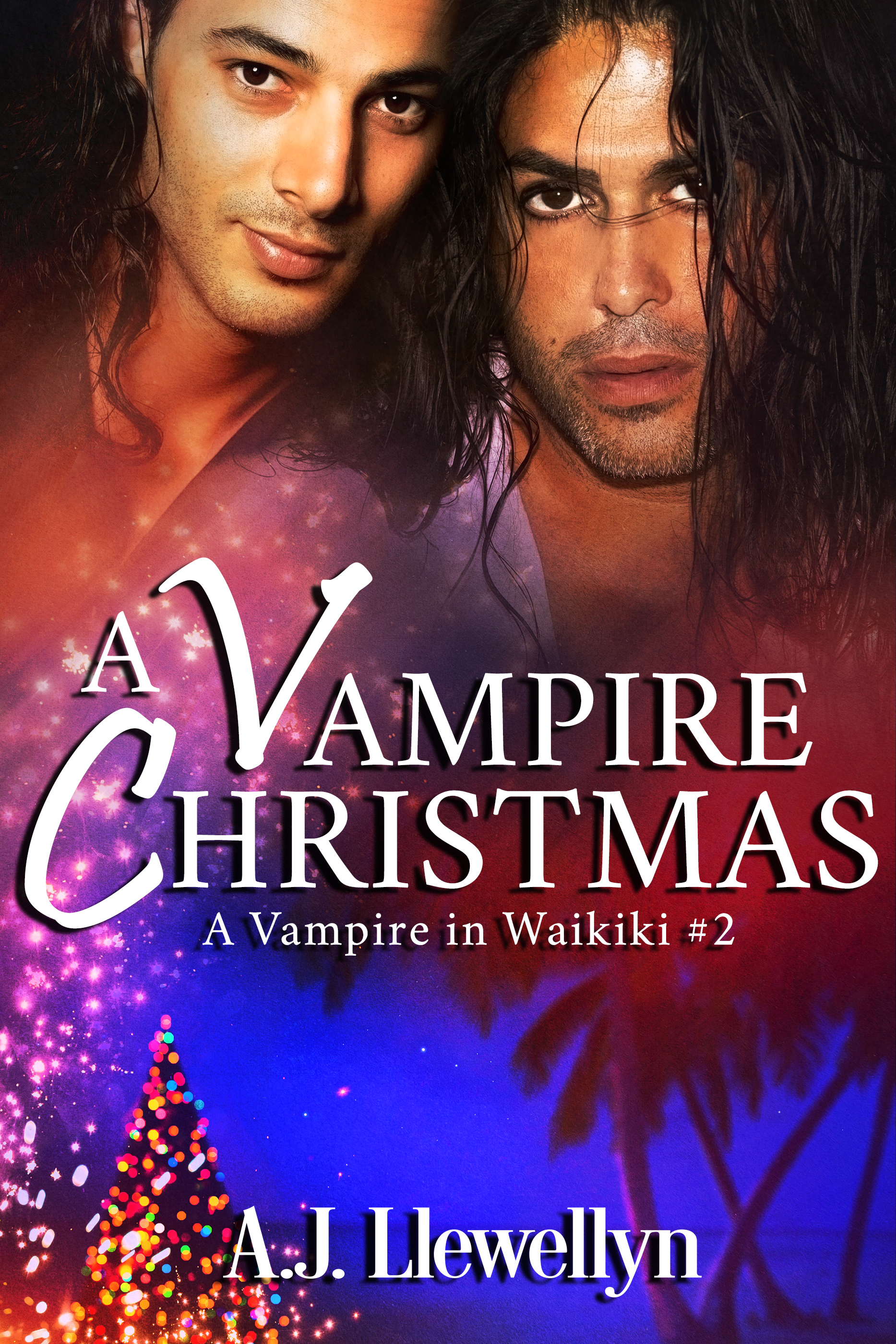 Author, A. J. Llewellyn » Hey, Hey, Vampires are flying into Waikiki ...